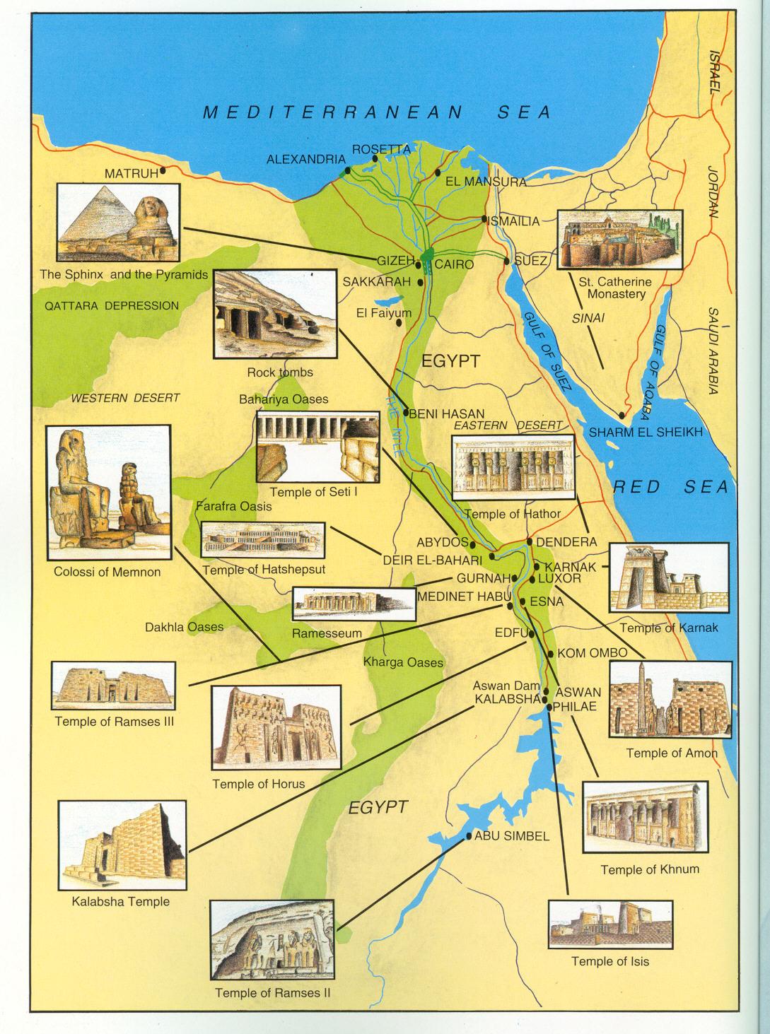 Cartina Del Egitto.Antico Egitto Lessons Tes Teach